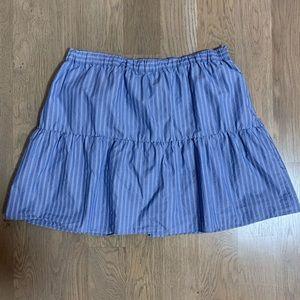 Madewell Skirts - Blue Skirt